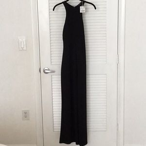 Black Zara jumpsuit. New with tags size S